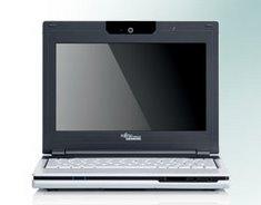Fujitsu-Siemens Amilo Mini Ui3520: Das Netbook mit dem Wechsel-Deckel