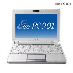 Asus Eee-PC 901: Ausdauerndes Windows-Netbook