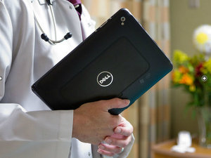 Mit Windows: Dell Latitude ST Tablet PC