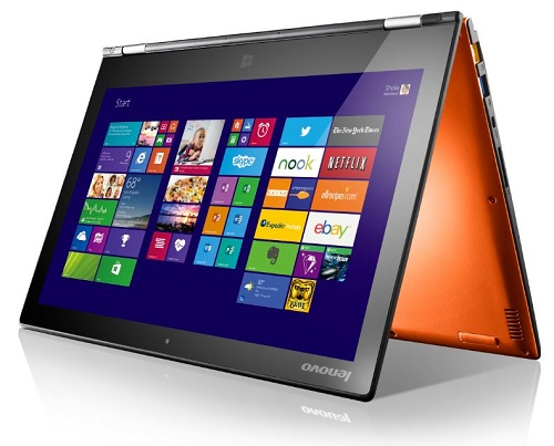 Neues Multimode-Gerät von Lenovo: Yoga 2
