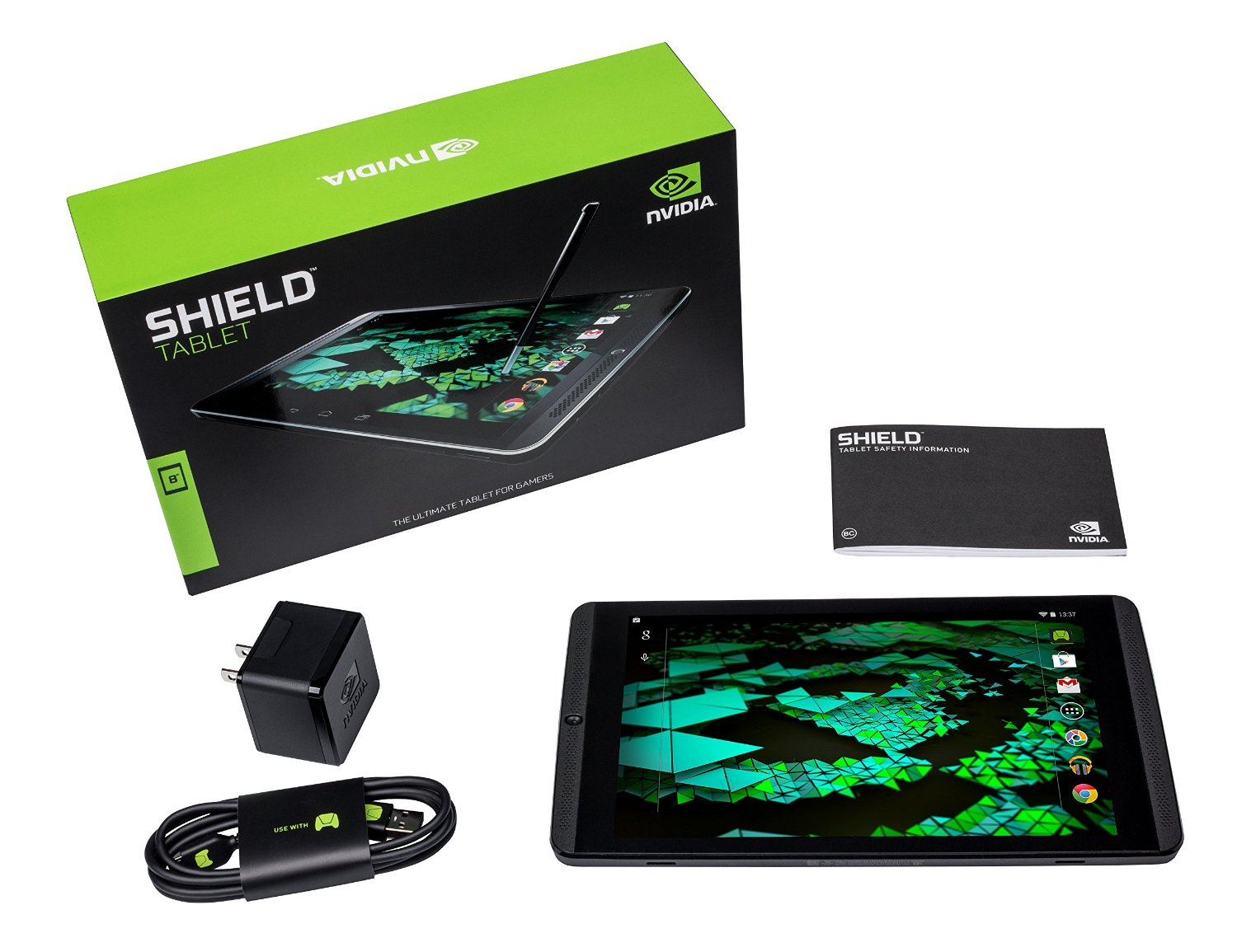 Das ultimative Gamer-Tablet: Nvidia Shield
