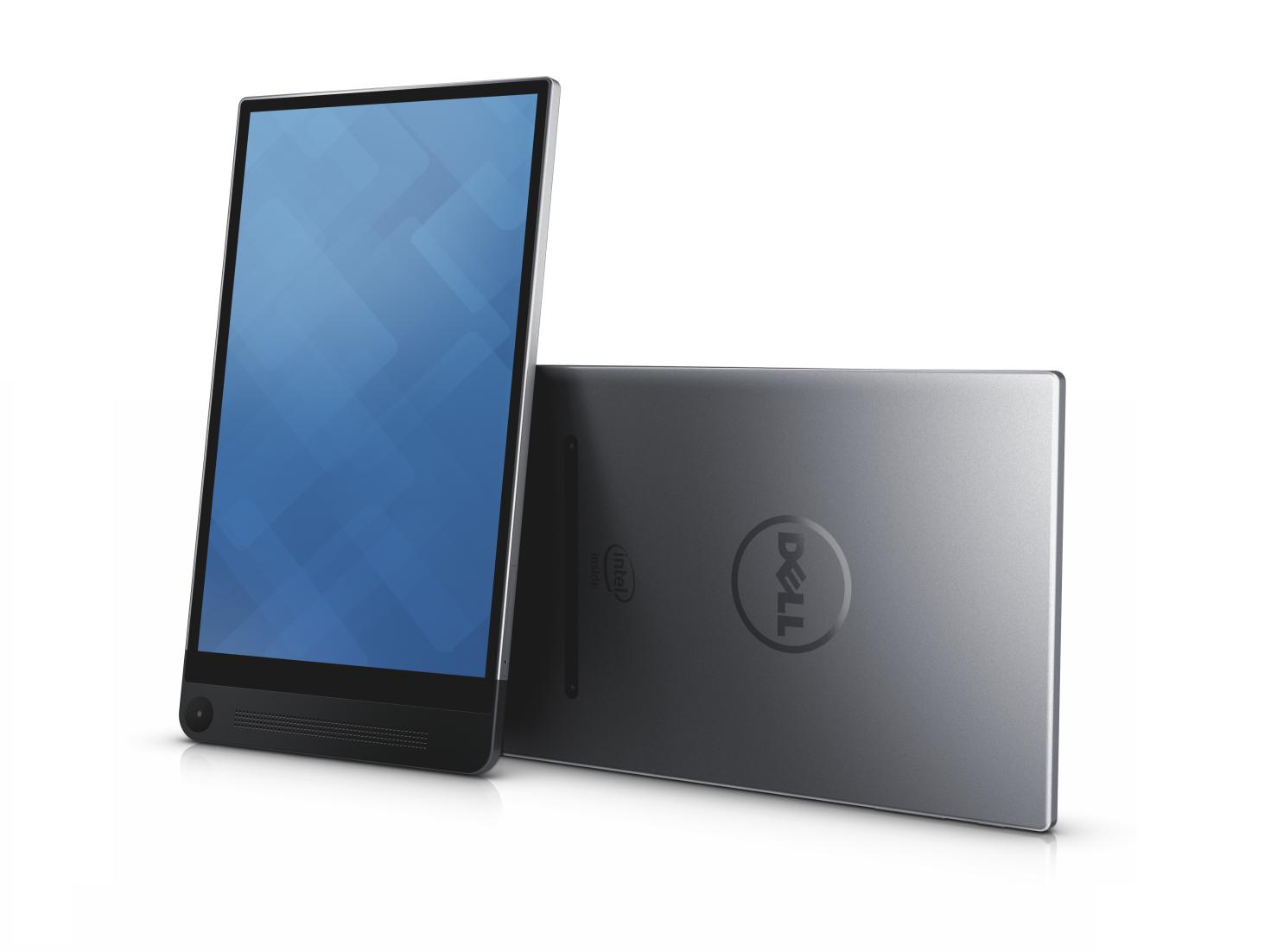 Dünnes Android-Flaggschiff von Dell