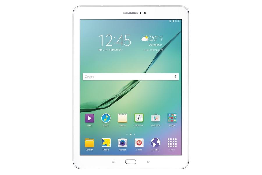 Samsungs Galaxy Tab S2 9.7: Dünner und leichter als das iPad Air 2