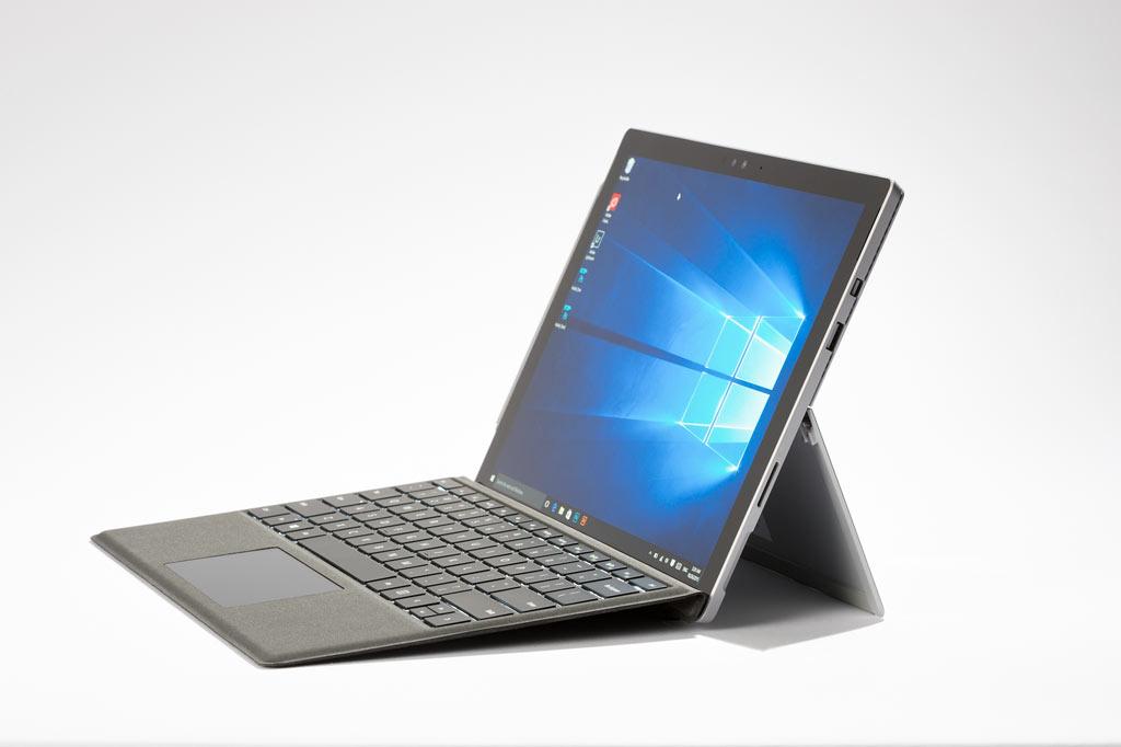 Microsoft Surface Pro 4: Tablet-Notebook-Hybride jetzt erhältlich