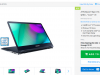 Notebook-Tablet-Convertible mit 13,3 Zoll-Bildschirm:  Samsung ATIV Book 9 Spin