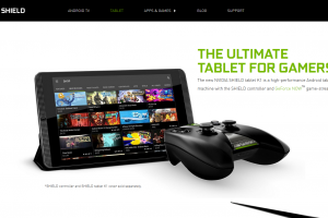 Shield Tablet X1: Neues Android-Tablet von Nvidia