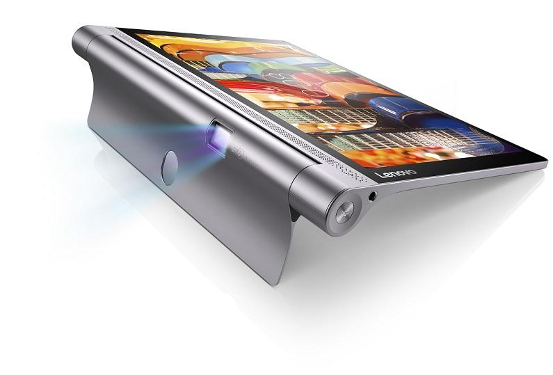 Lenovo YOGA Tab 3 Pro – ein Tablet mit integriertem Beamer