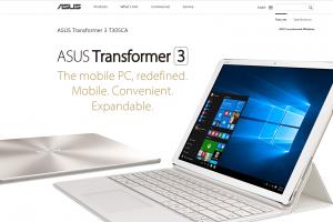 Neue Transformer-Tablets von Asus